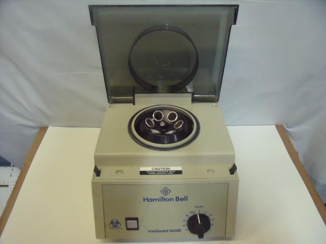 HAMILTON BELL V6500 VANGUARD  Centrifuge