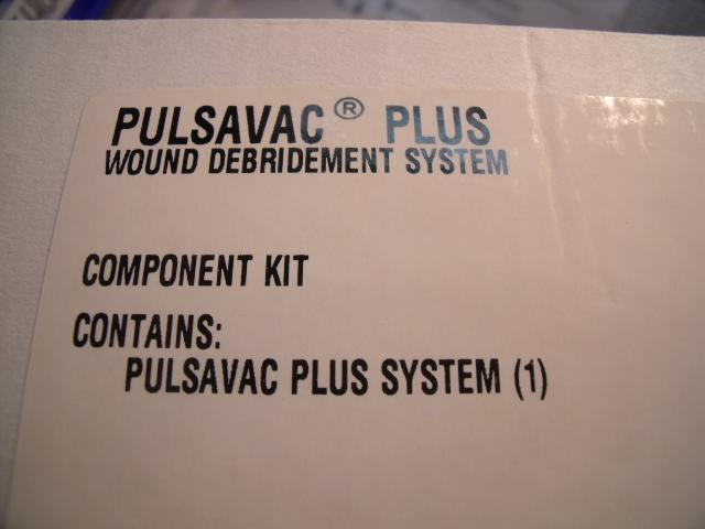 ZIMMER 00-5150-420-00 PULSAVAC PLUS  Wound Debridment Systems - Lot of 3