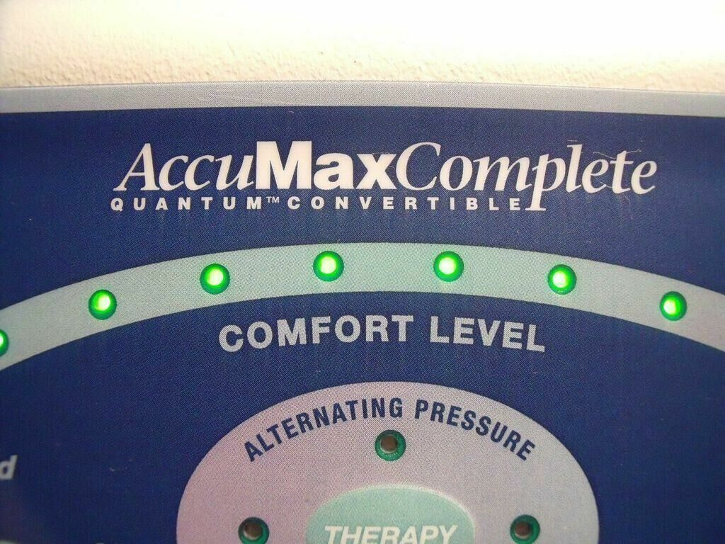 ENCOMPASS ACCUMAX COMPLETE Therapeutic Support Systems