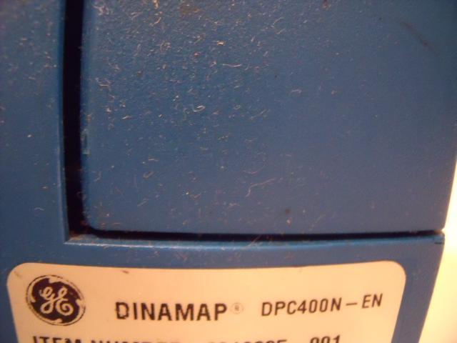 GE DINAMAP DPC400N-EN PROCARE Vital Signs Patient  Monitor