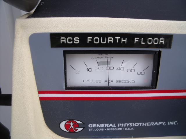 GENERAL PHYSIOTHERAPY G5 VIBRAMATIC Physical Therapy Unit