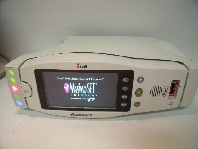 MASIMO Radical 7 Oximeter - Pulse