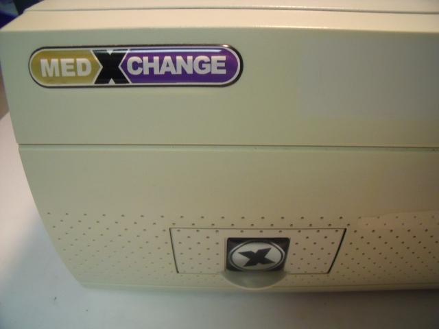 MED X CHANGE DRS2 Monitor