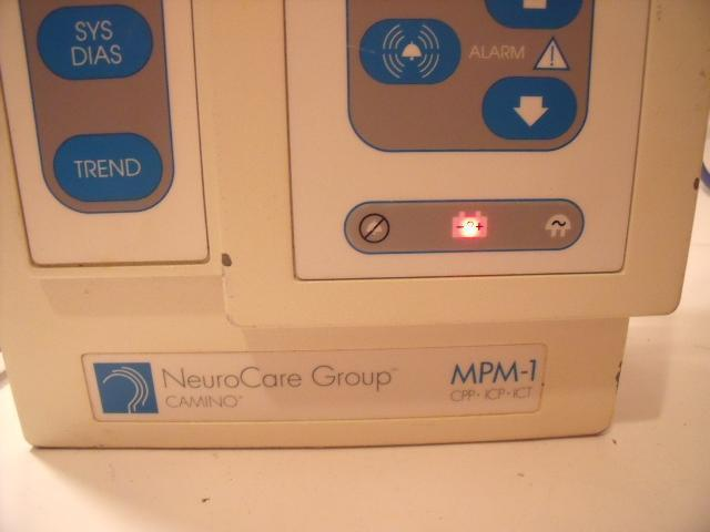 NEURO CARE GROUP MPM-1-6 CAMINO CPP ICP ICT