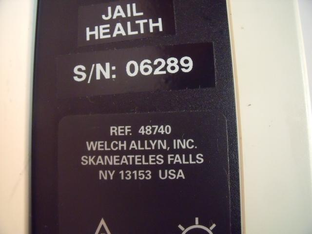 WELCH ALLYN 48740 Exam Light