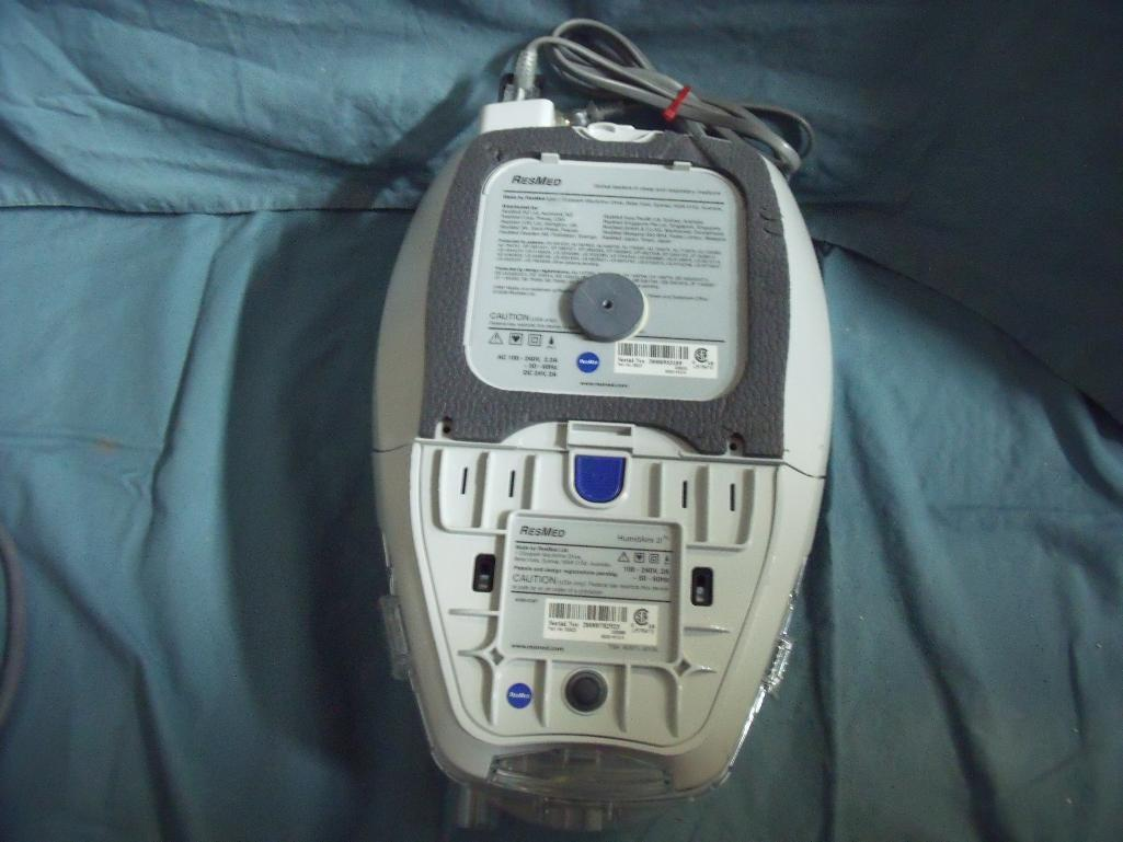 RESMED 26201 & 30902 VPAP  Humidifier