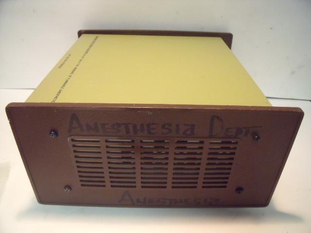 VERSATONE MEDASONICS D8 Doppler Waveform Analyzer