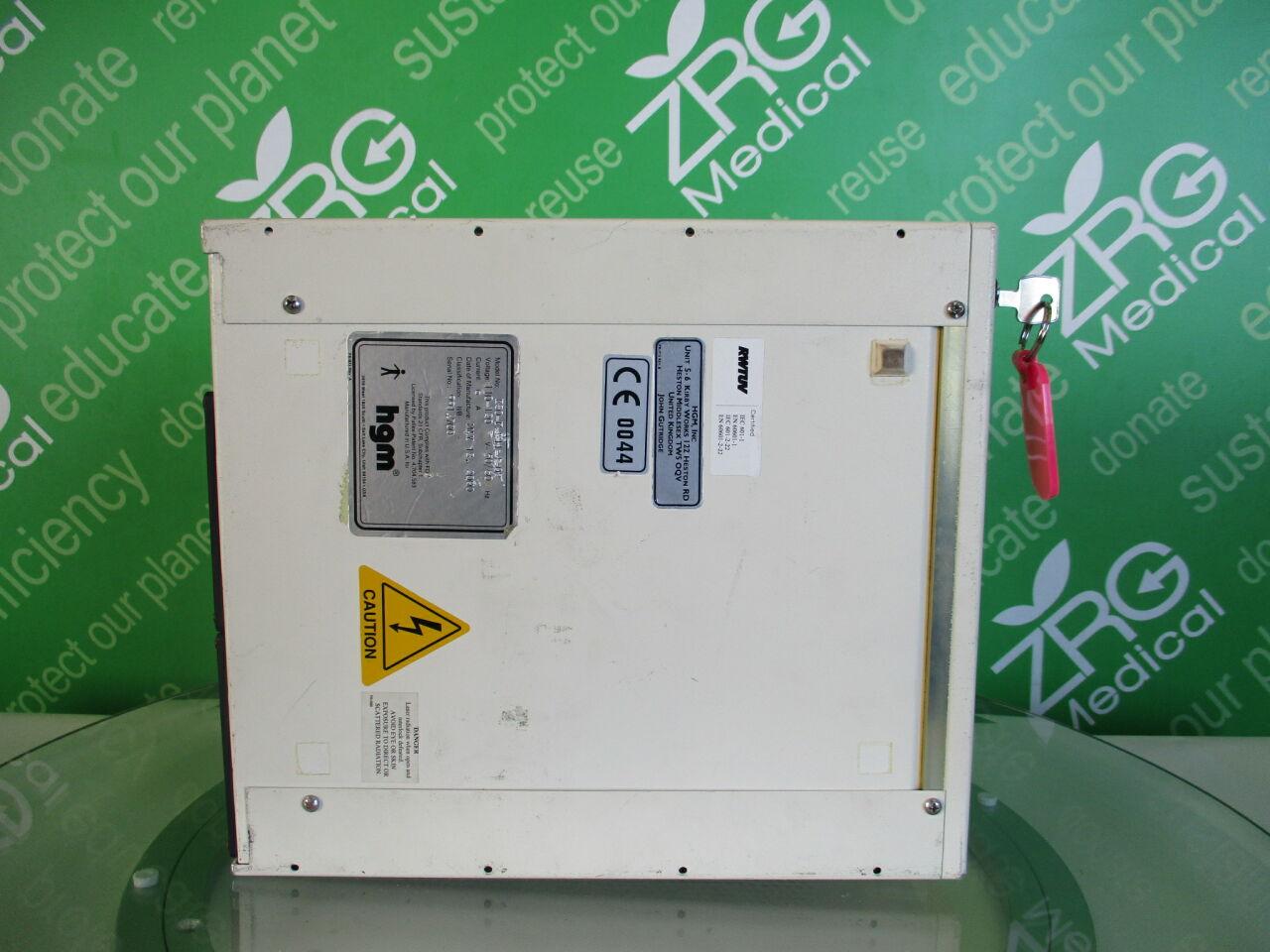 HGM ELITE 532  Ophthalmic Laser