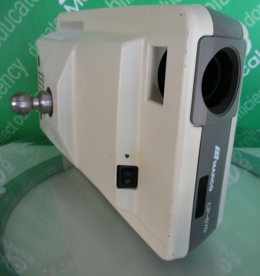 MARCO CP-760 Auto  Chart Projector w/Remote