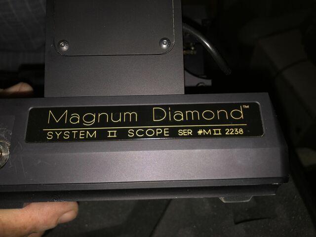 CHIRON Magnum Diamond Microscope