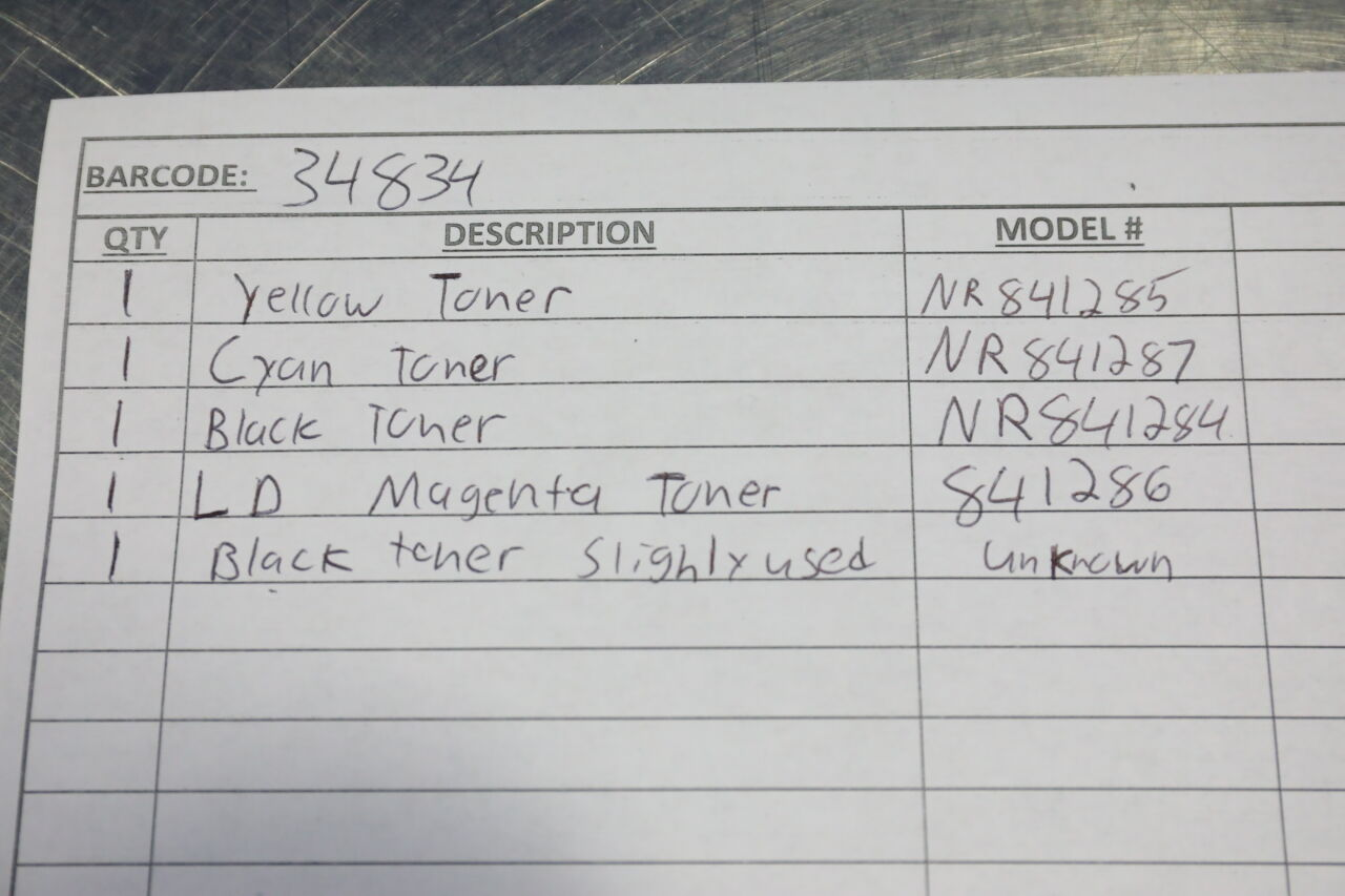 VARIOUS  Toner Cartridge