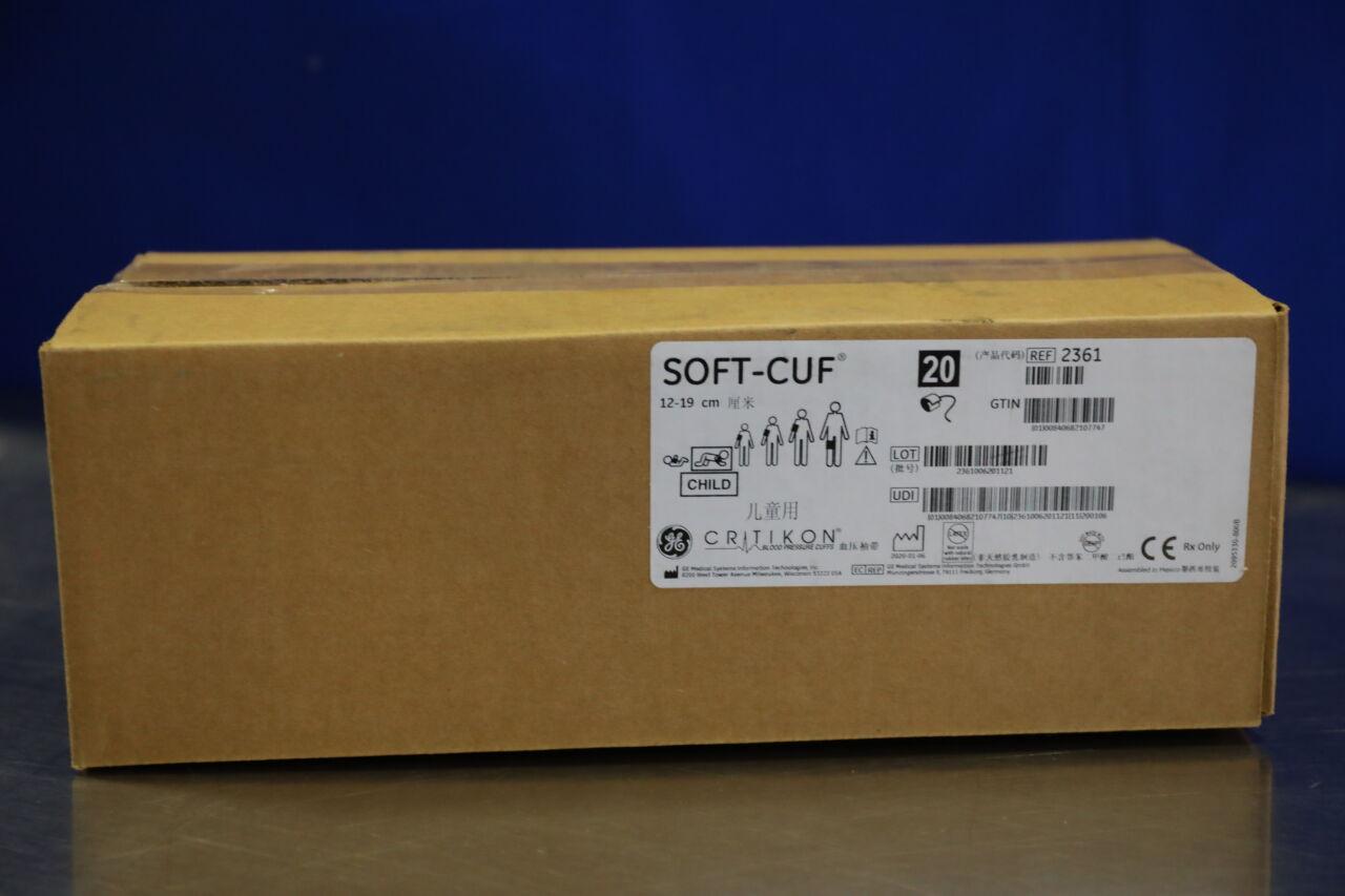 GE Soft-Cuf Child Blood Pressure Cuff