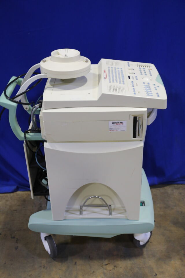 ESAOTE BIOSOUND 7250 Ultrasound Machine