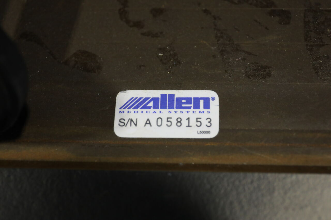 ALLEN MEDICAL SYSTEMS 0-AHTH  - Extension Only Orthopedic Table
