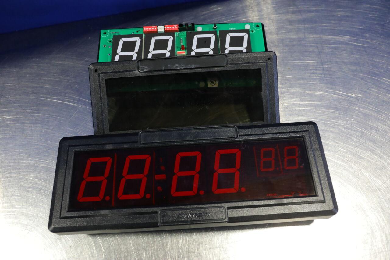 PRIMEX Various  Wall Mount Digital Clock Parts