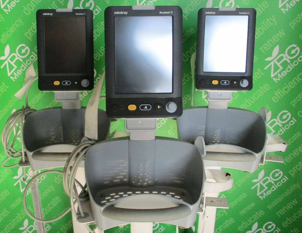 MINDRAY Accutorr 7  - Lot of 3 Monitor