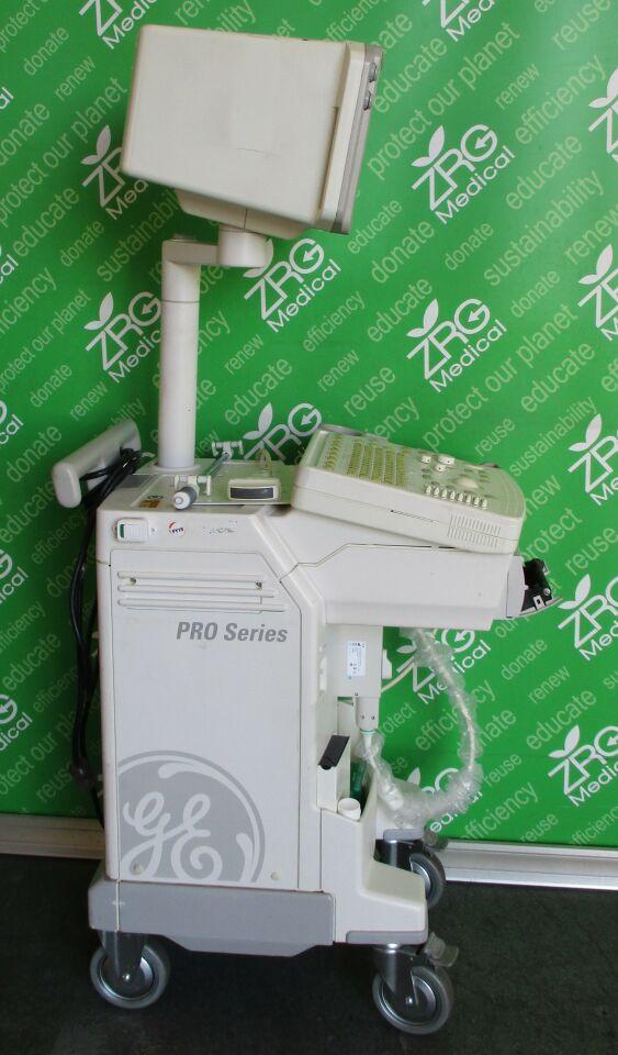 GE LOGIQ 200 Ultrasound Machine