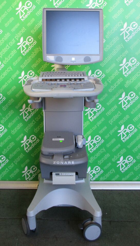 ZONARE 82001M-20 Z.ONE Ultrasound Machine