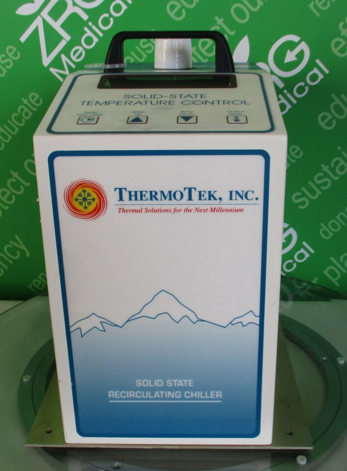 THERMO TEK INC Solid State Chiller