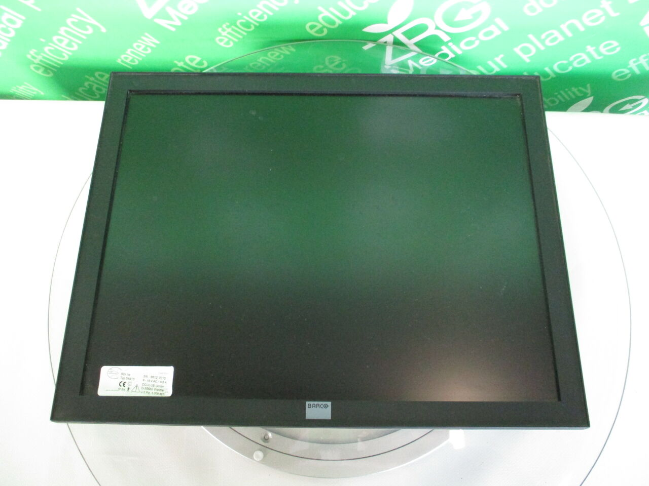 BARCO LCD  Display Monitor