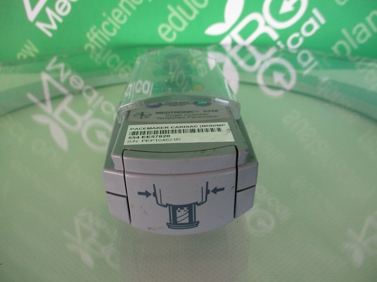 MEDTRONIC 5348 Single Chamber Temporary  Pacemaker