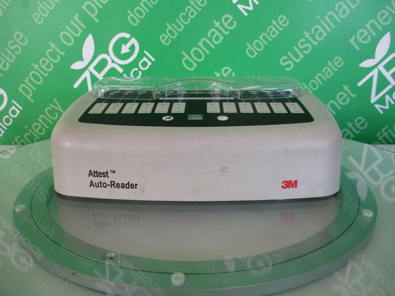 3M Model 290 Auto Reader Incubator