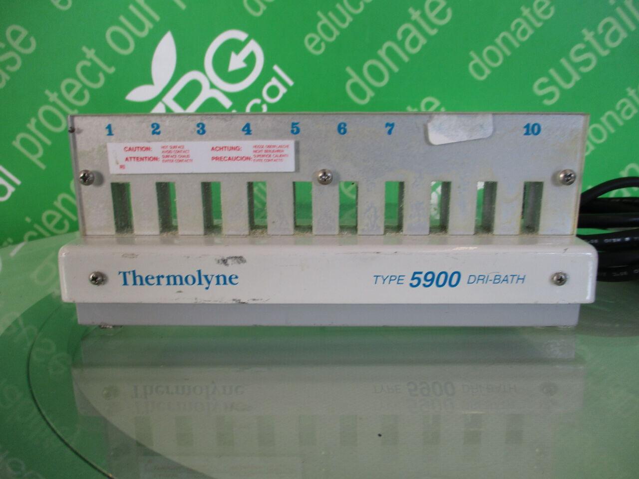 BARNSTEAD THERMOLYNE Dri-Bath DB5915E Dry Bath