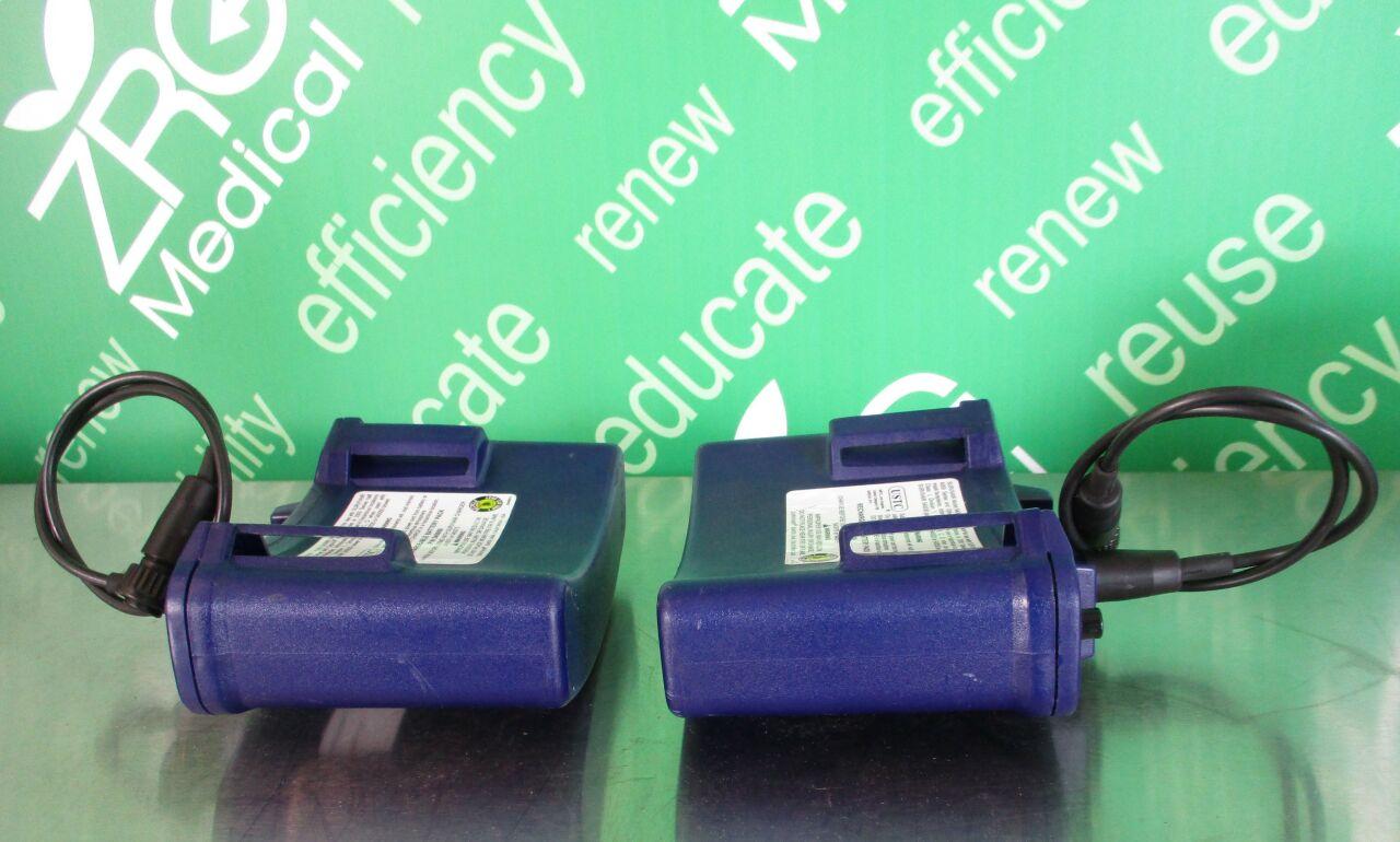 SURVIVAIR Neptune 425-00 Battery Packs, Leads Battery Packs / Leads - Lot of 3
