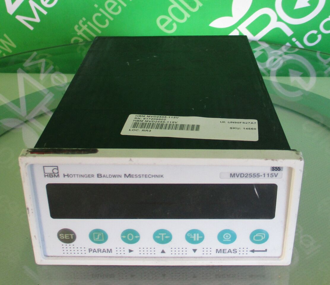 HOTTINGER BALDWIN MVD2555-115V Safety Tester