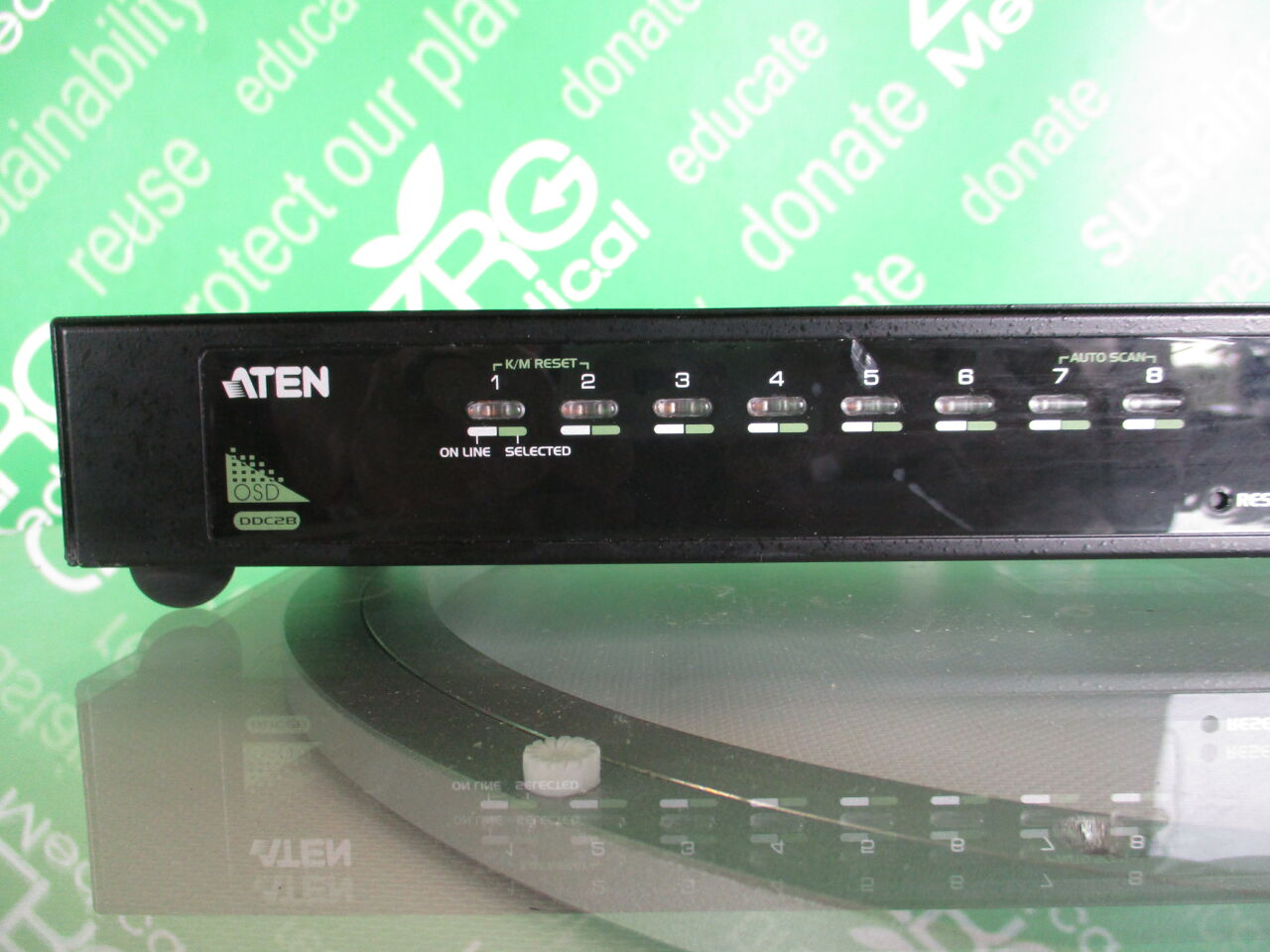 ATEN MasterView Max KVM Switch