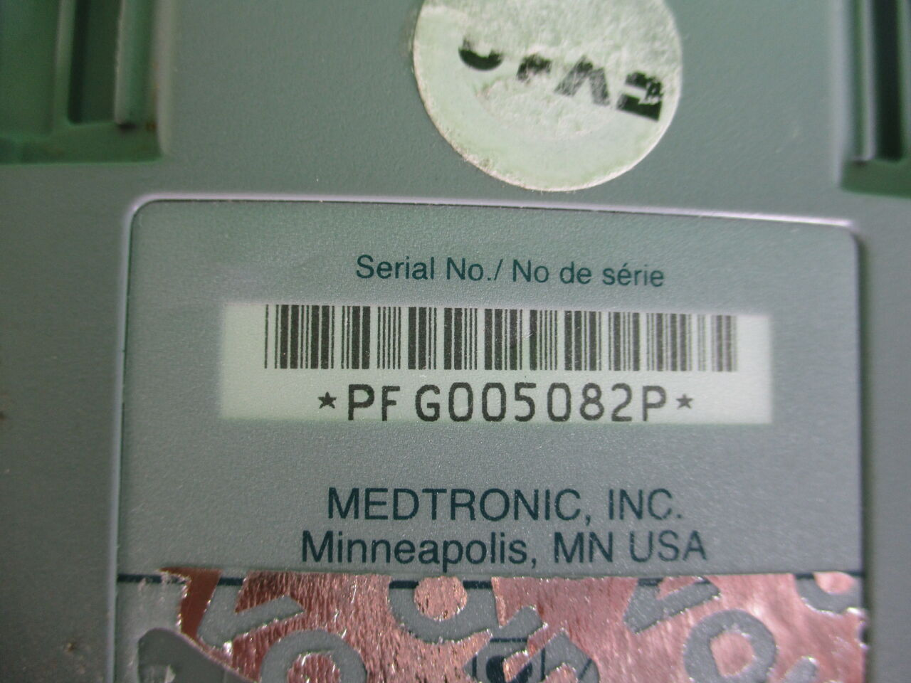 MEDTRONIC 5388 Dual Chamber   - Lot of 2 Pacemaker