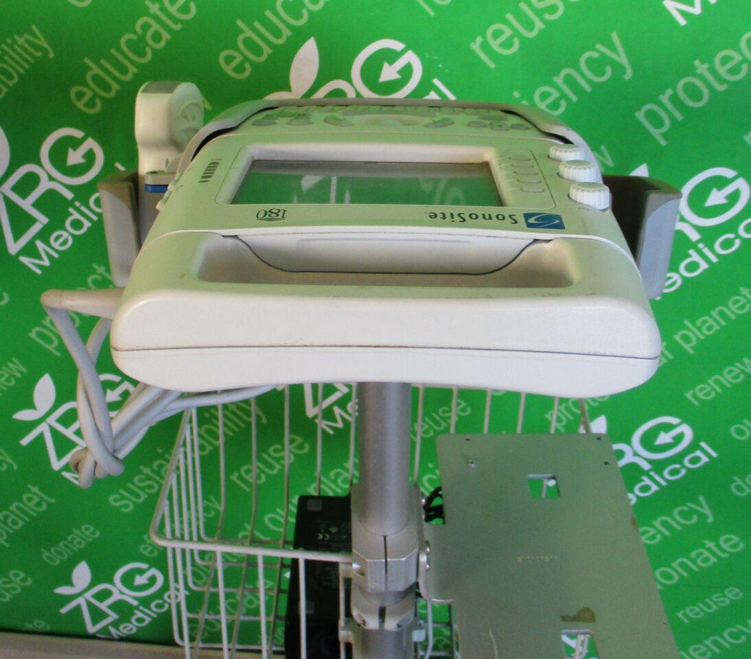 SONOSITE 180 Ultrasound Machine