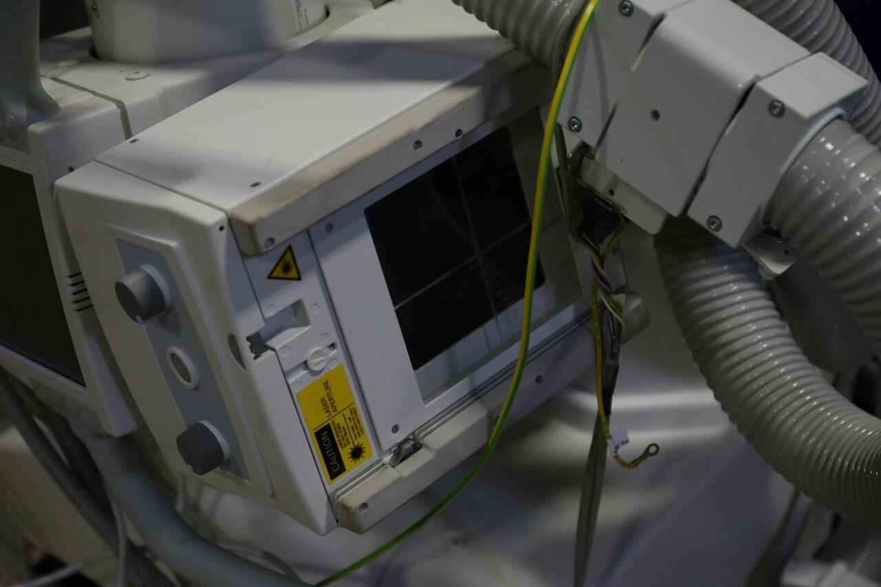 SIEMENS Ysio Chest X-Ray