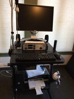 VACUMED Vista MX2 Metabolic Cart