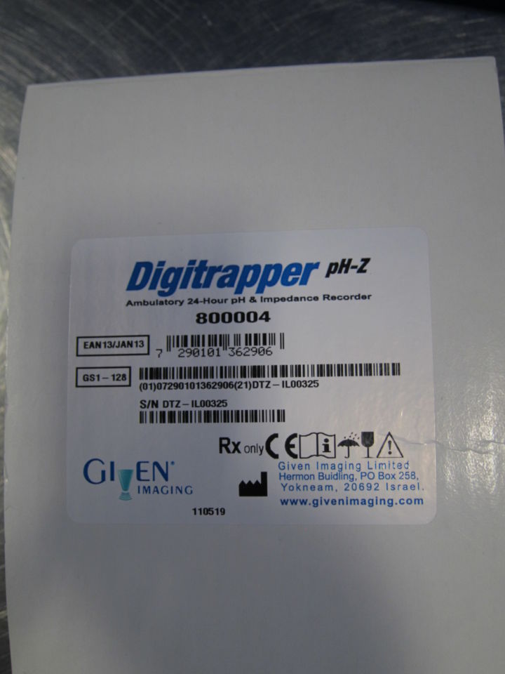 SIERRA SCIENTIFIC INSTRUMENTS Digitrapper PHz Manometry/PH Testing