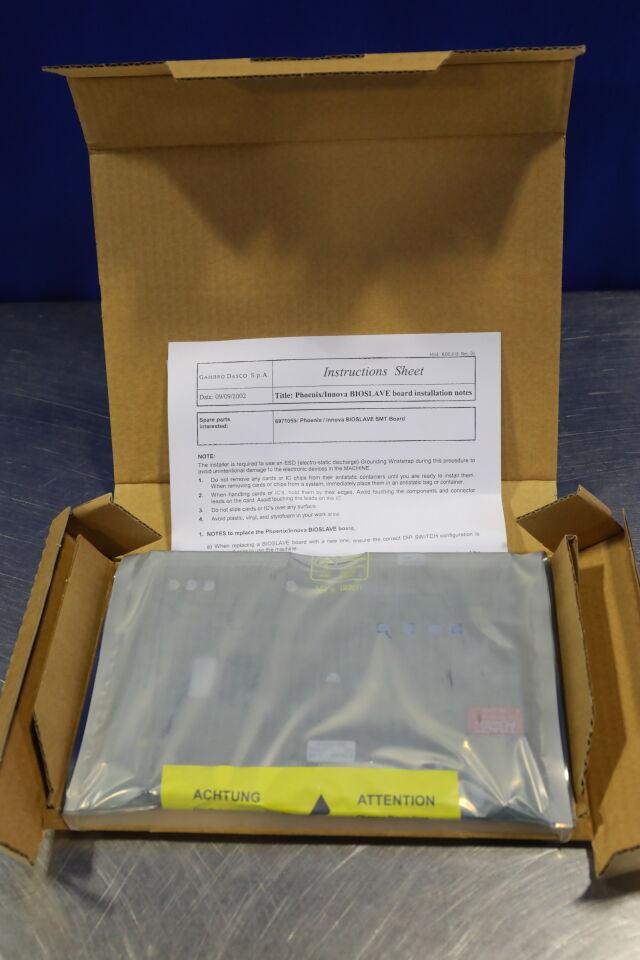 GAMBRO DASCO 6971055 BioSlave Board SMD Dialysis Machine