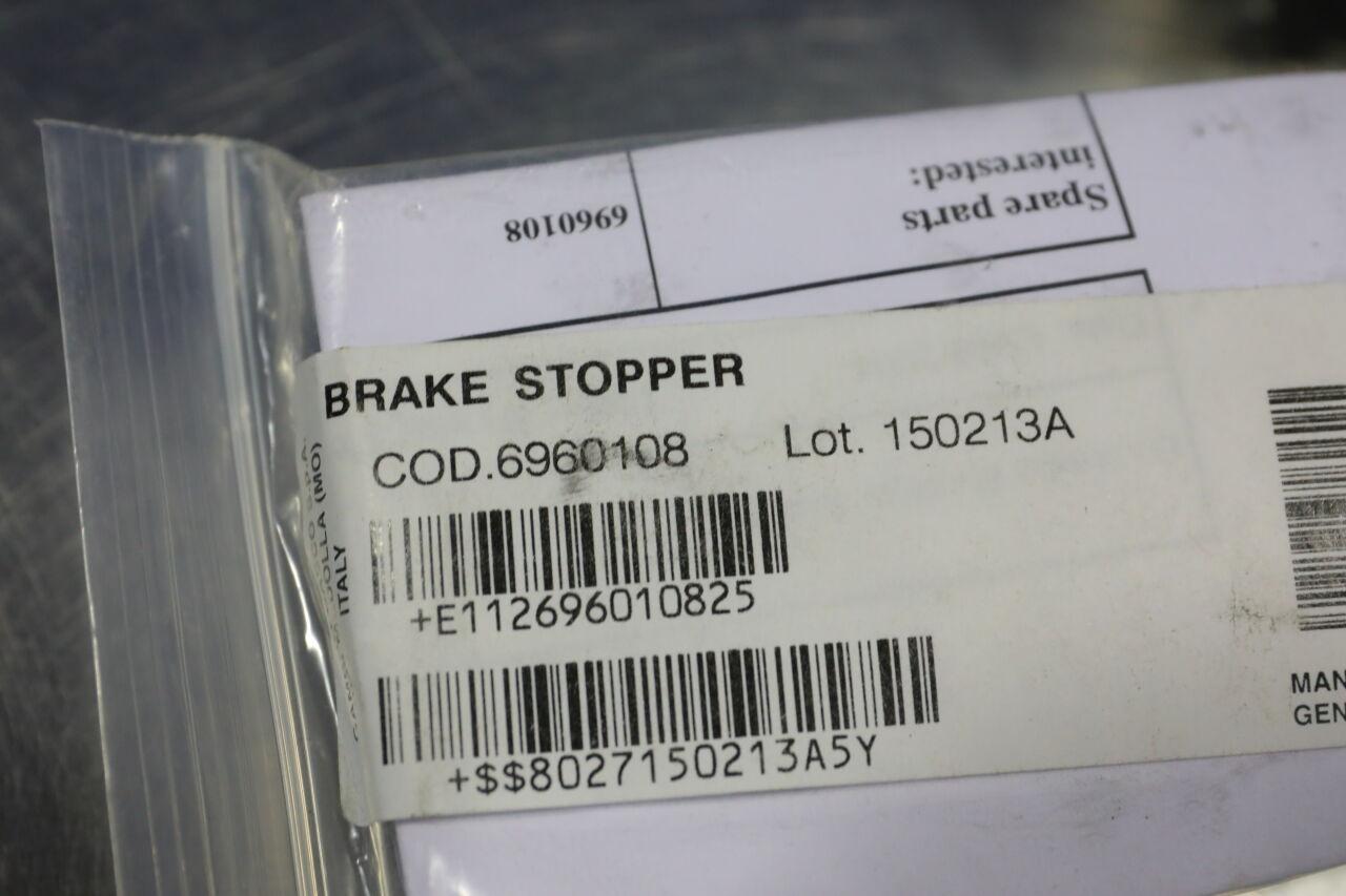GAMBRO DASCO Various Replacement Brake Pedal Parts for Dialysis Machine