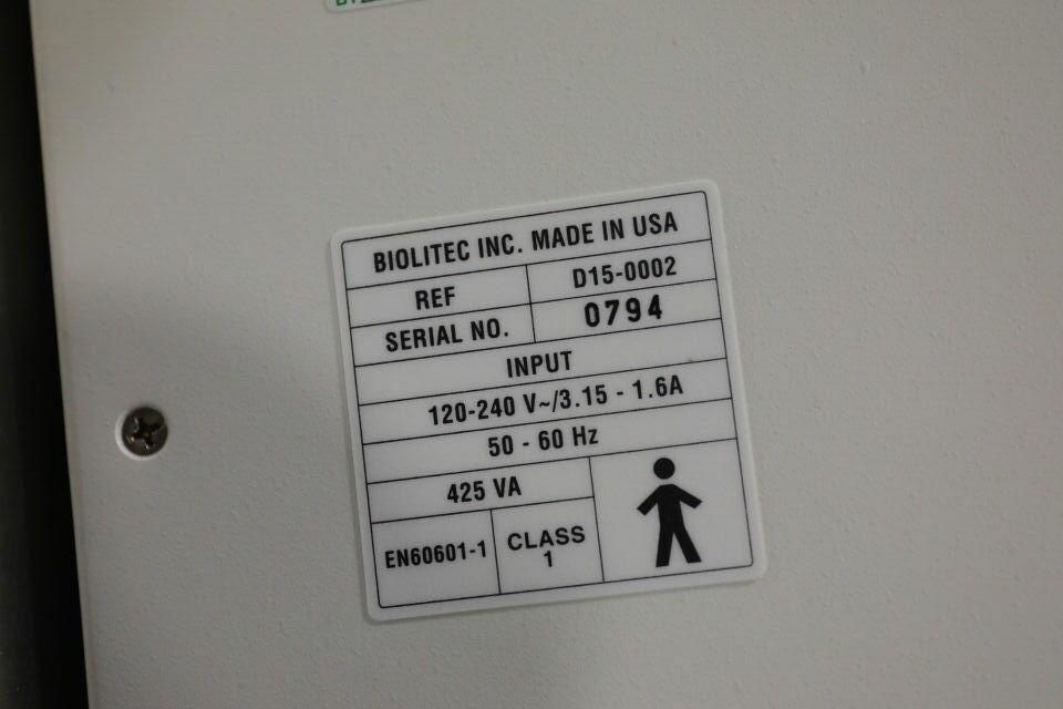 BIOLITIC Ceralas D15 Laser - Diode