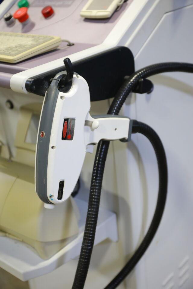 ESC SHARPLAN Vasculight HR Laser - Pulsed Dye