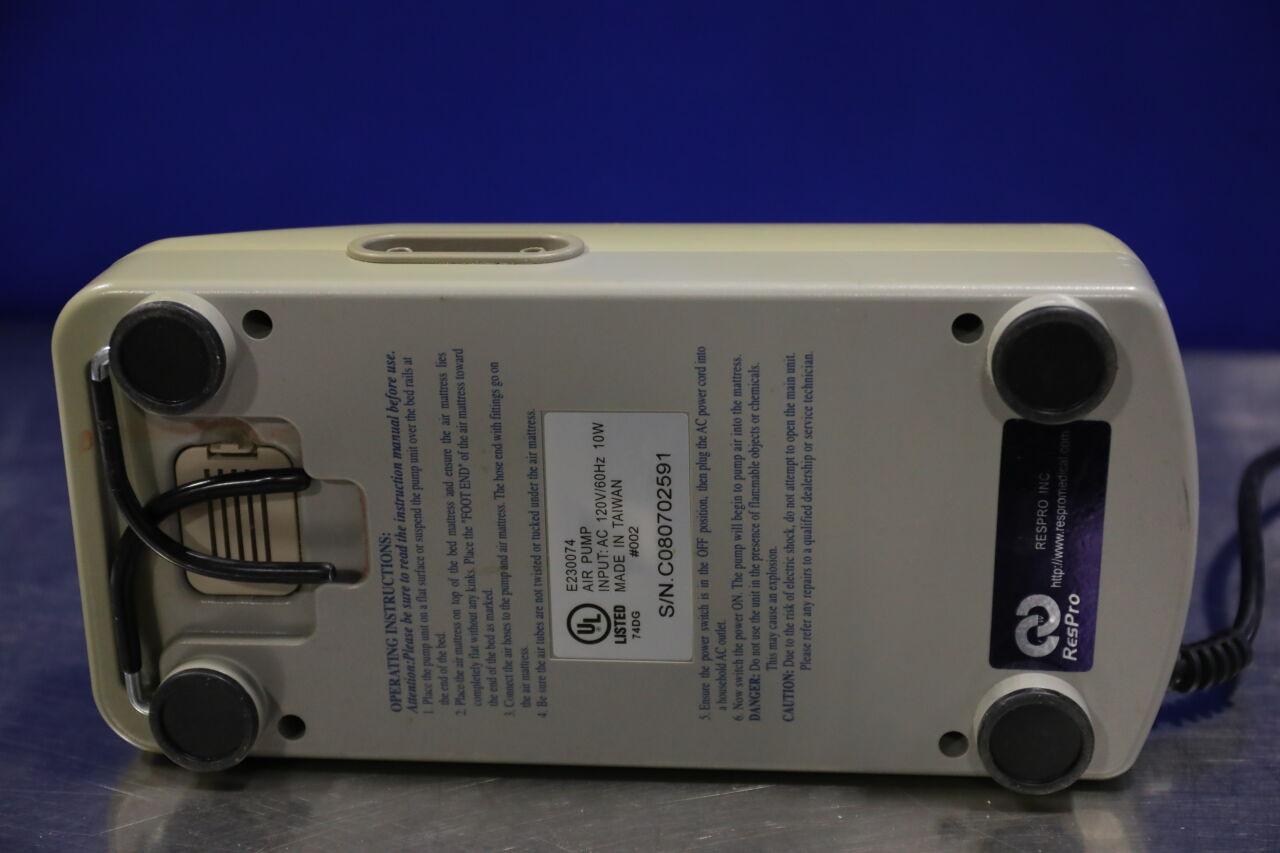 RESPRO E230074 Air Mattress Pump