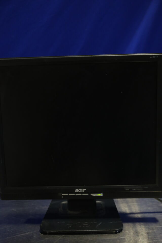 ACER AL1917C Display Monitor
