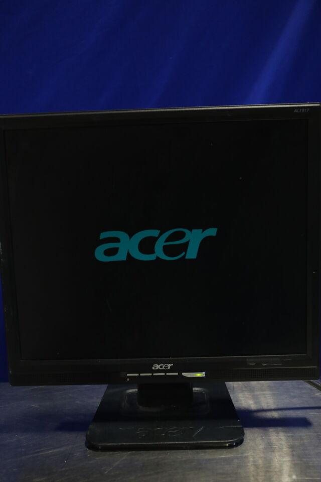 ACER AL1917C Display Monitor