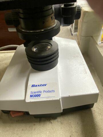 BAXTER M3000 Microscope