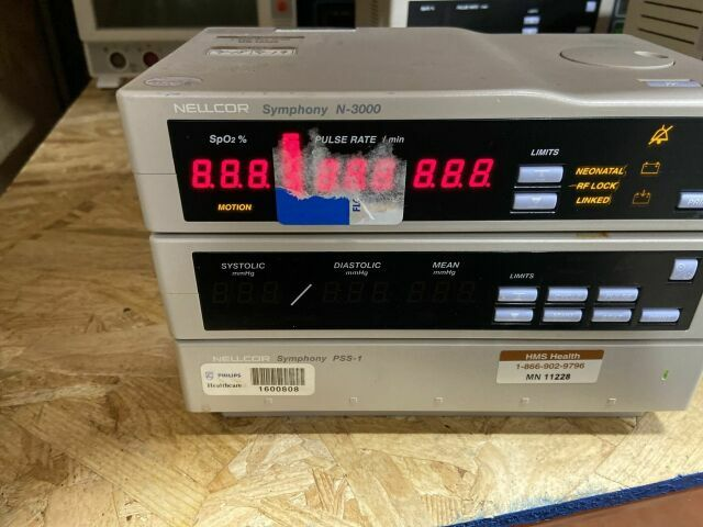 NELLCOR N-3000 Neonatal Monitor