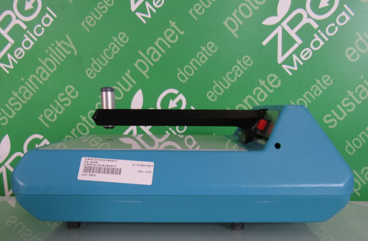 X-RITE 301 Film Densitometer