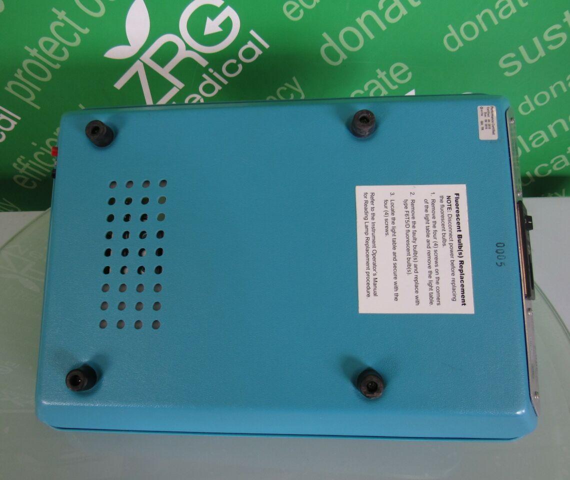 X-RITE 301 Film Densitometer