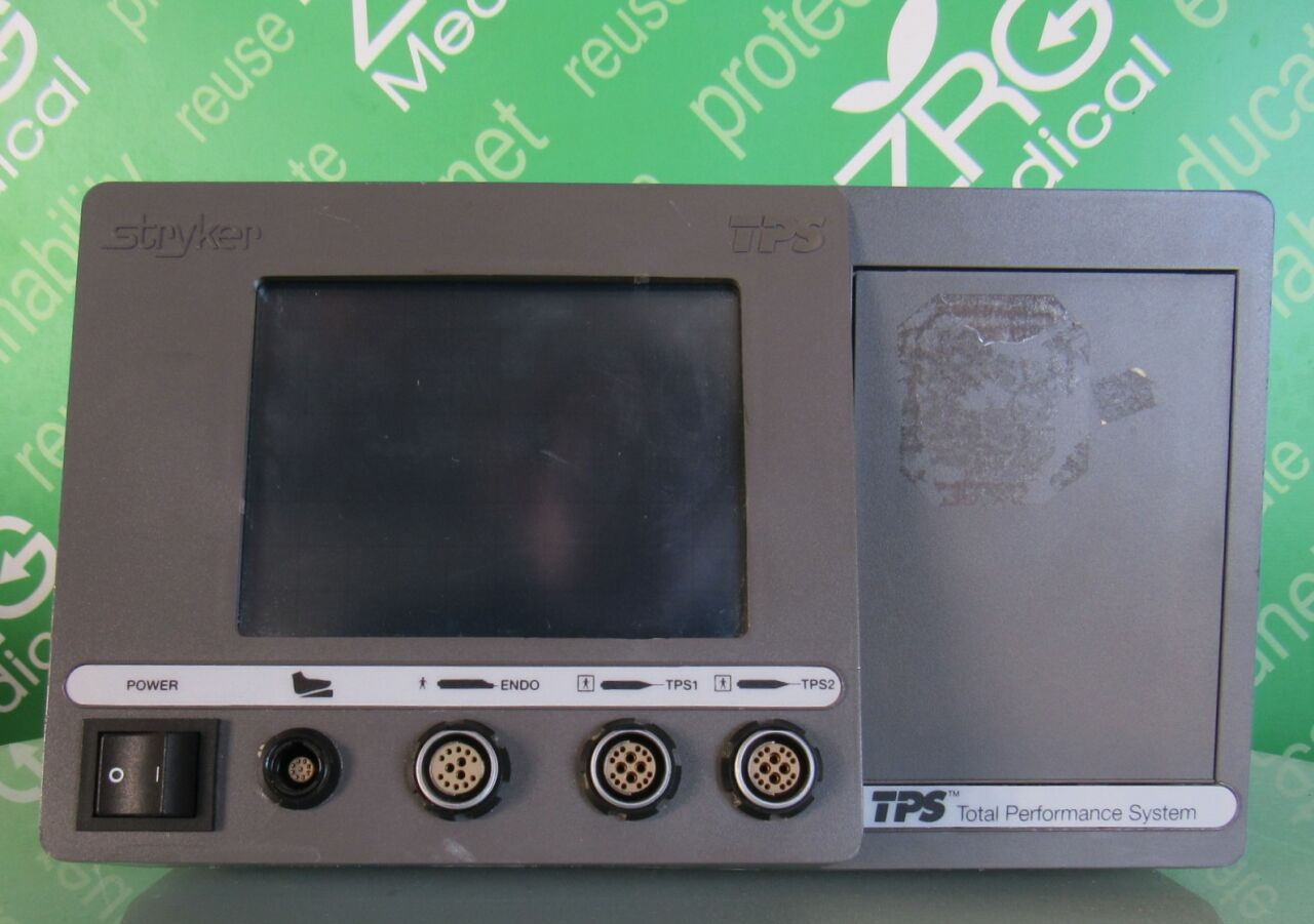 STYRKER TPS Console Irrigation Console