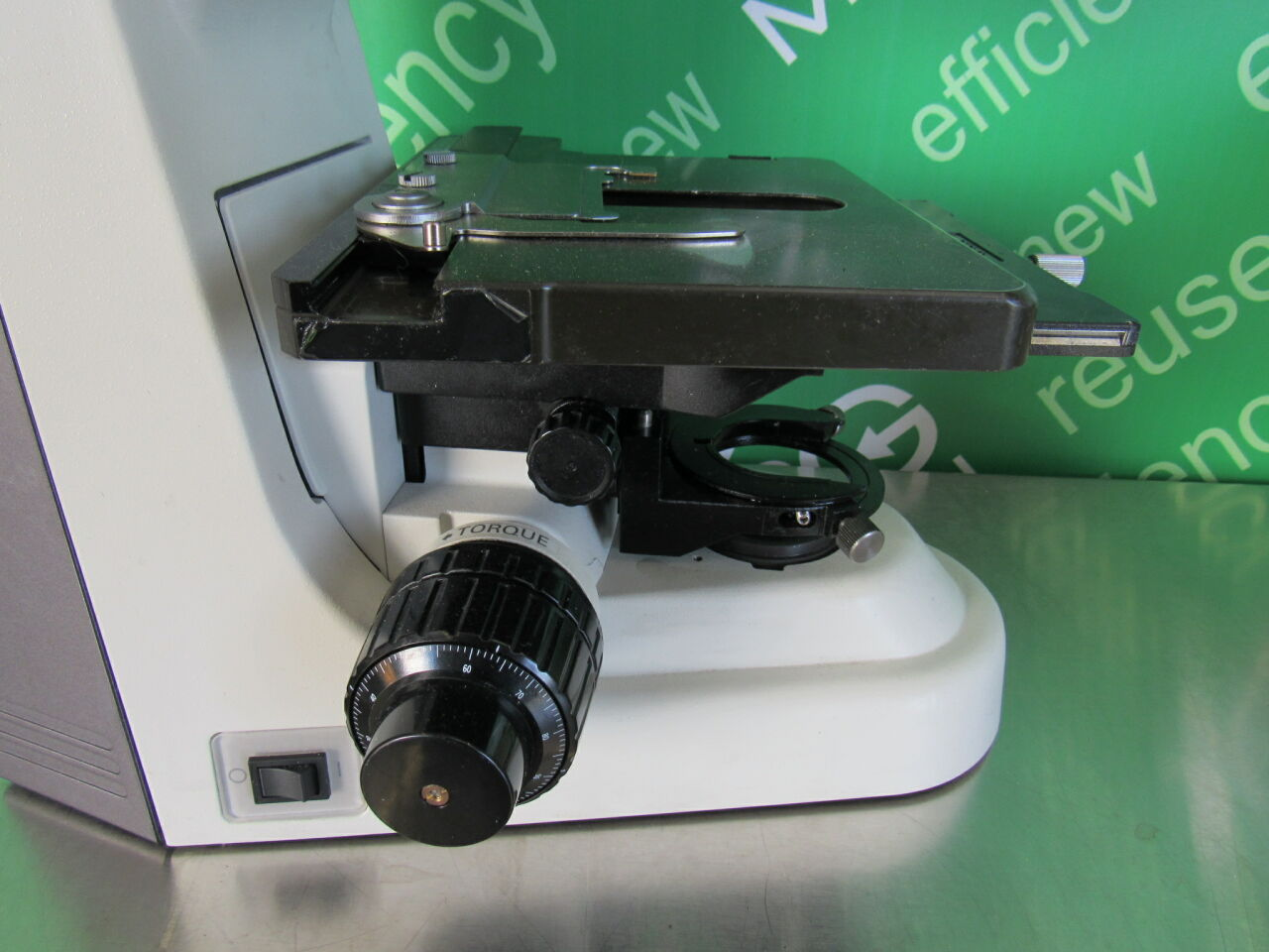 NIKON Eclipse 501  Microscope