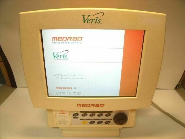 MEDRAD 8600     Display Monitor
