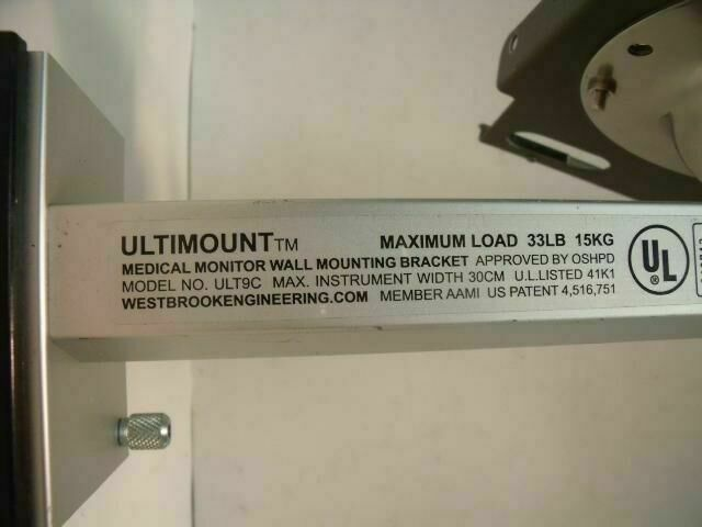 ULTIMOUNT ULT9C    Monitor Stand